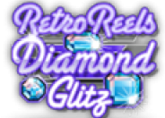 Retro Reels - Diamond Glitz logo