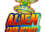 Alien Cash Attack logo
