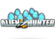 Alien Hunter Slot logo