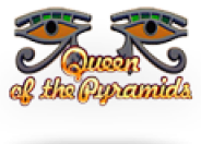 Queen of the Pyramids Slot logo
