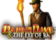 Daring Dave & The Eye of Ra logo