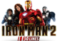 Iron Man 2 - 50 Lines logo
