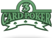 3 Card Poker Gold logo