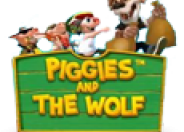 Piggies and the Wolf logo