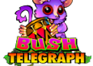 Bush Telegraph Slot logo