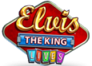 Elvis - the King Lives logo