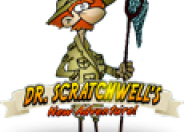 Dr. Scratchwell's New Adventure logo