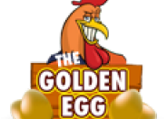 The Golden Egg logo