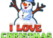 I Love Christmas logo