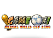 Game on! Slot logo