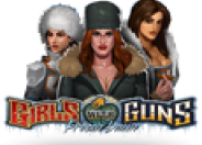 Girls with Guns - Frozen Dawn logo