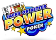 Jacks or Better Power Poker logo