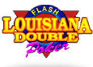 Louisiana Double Poker Video Poker logo