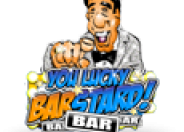 You Lucky Barstard Slot logo
