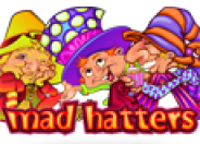 Mad Hatters Slot logo