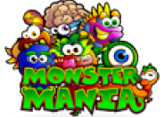 Monster Mania Slot logo
