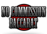 No Commission Baccarat logo