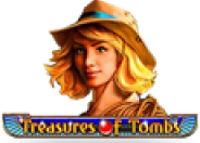 Treasures of Tombs logo