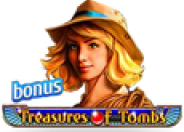 Treasures of Tombs Bonus logo