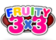 Fruity 3x3 logo