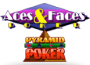 Pyramid Aces and Faces logo
