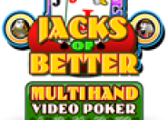 Multihand Jacks or Better logo