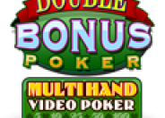 Multihand Double Bonus Poker logo