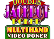 Multihand Double Jackpot Poker logo