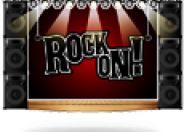Rock On logo