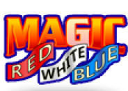 Red White and Blue logo