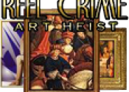 Reel Crime 2 Art Heist logo