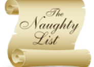 The Naughty List logo