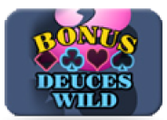 Bonus Deuces Wild Video Poker logo