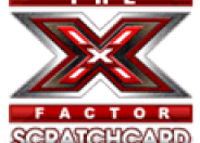 The X Factor Scratchcard logo