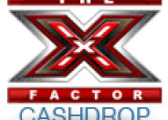 The X Factor Cashdrop logo