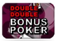 Double Double Bonus Video Poker logo