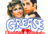 Grease - Danny and Sandy logo