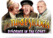 The Three Stooges - Disorder in the Court logo