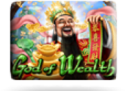 God of Wealth logo