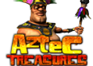 Aztec Treasures 3D logo