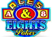 Aces & 8's Video Poker logo