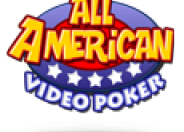 All American Video Poker logo