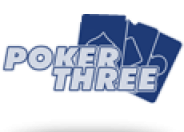 Poker Three logo