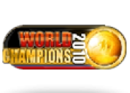 World Champions 2010 logo