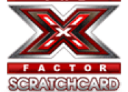 X Factor Scratch Card logo