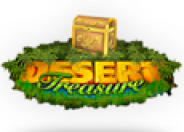 Desert Treasure Slot logo