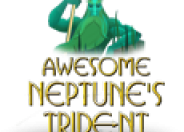 Awesome Neptune's Trident logo
