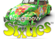 The Groovy 60's Slot logo