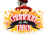 Champion of the Track Slot logo