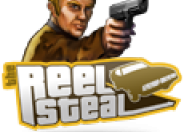 Reel Steal Slot logo